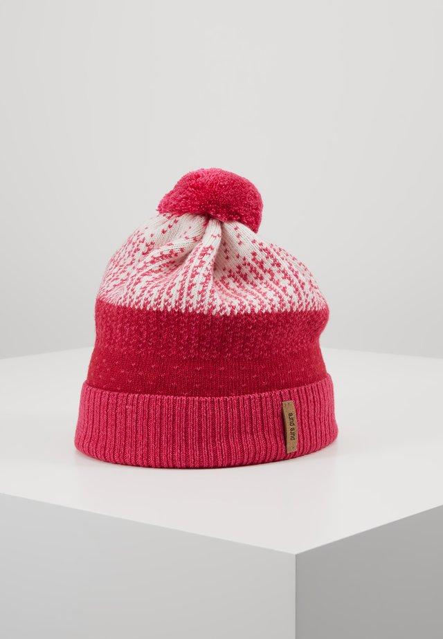Čepice - pink