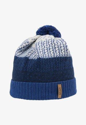 Čepice - nautic blue