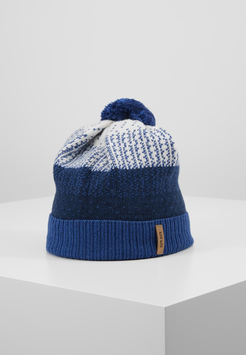 pure pure by BAUER - Beanie - nautic blue