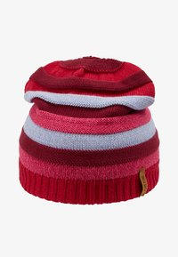 pure pure by BAUER - BEANIE - Mütze - himbeer - 2