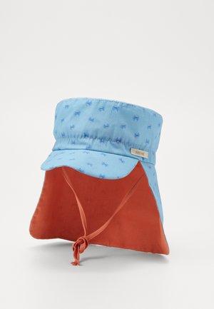 KIDS MIT NACKENSCHUTZ - Hat - storm blue
