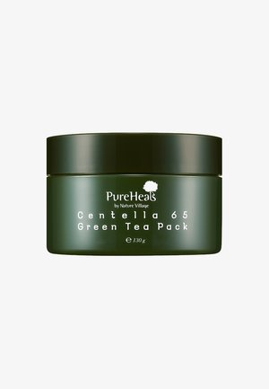 CENTELLA 65 GREEN TEA PACK JAR 130G - Ansigtsmaske - -
