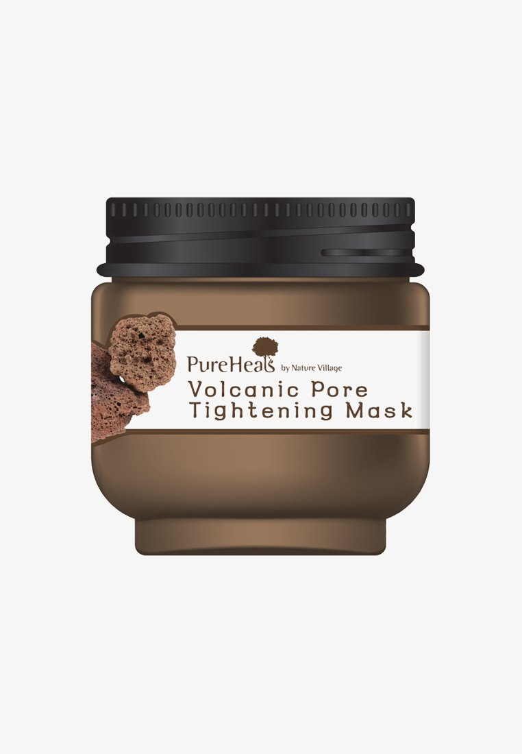 PureHeals - VOLCANIC PORE TIGHTENING MASK JAR 100ML - Face mask - -