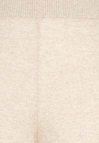 pure cashmere - LOOSE FIT PANTS - Broek - oatmeal - 2