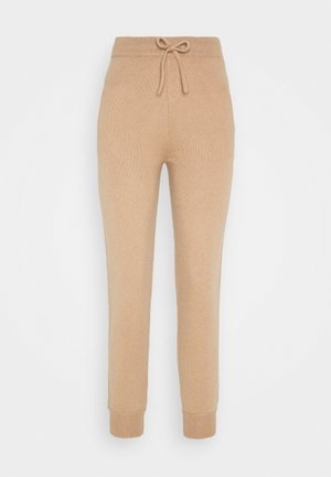JOGGER PANTS - Trainingsbroek - camel