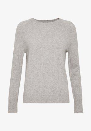 CLASSIC CREW NECK  - Jersey de punto - light grey