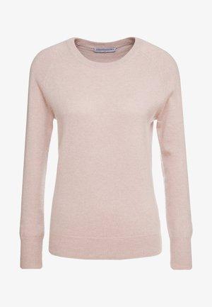 CLASSIC CREW NECK  - Strickpullover - dust pink