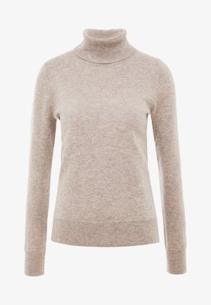 TURTLENECK SWEATER - Svetr - beige
