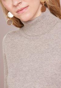 pure cashmere - TURTLENECK SWEATER - Trui - beige - 4