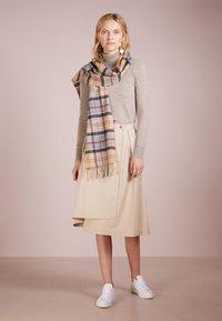 pure cashmere - TURTLENECK SWEATER - Trui - beige - 1
