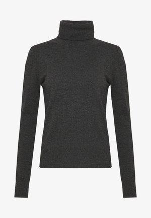 TURTLENECK - Sweter - graphite