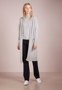pure cashmere - LONG  - Vest - light grey - 1