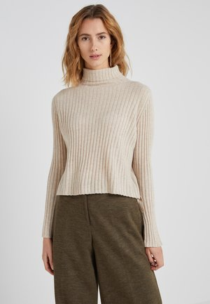 TURTLENECK - Maglione - oatmeal