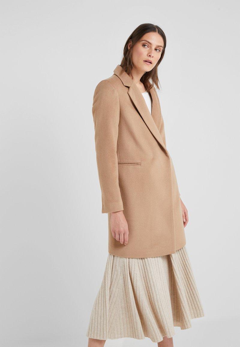 pure cashmere - TAILORED COAT - Classic coat - camel