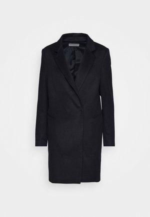 TAILORED COAT - Krátký kabát - navy