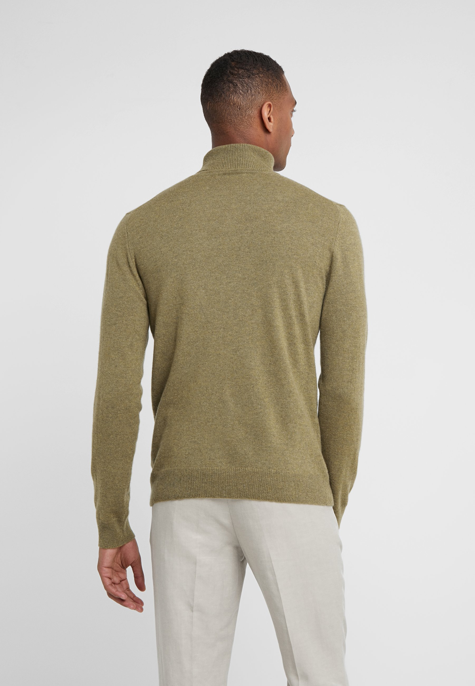 Olive Pure Olive Pure TurtleneckPullover TurtleneckPullover TurtleneckPullover Pure Pure Cashmere Cashmere Olive Cashmere g7b6IyvmYf
