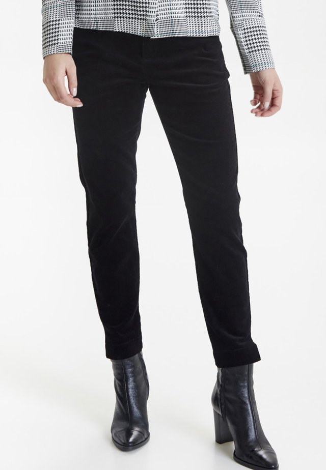 PZKELLY - Trousers - black