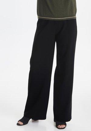 PZPEAR - Pantalon classique - black