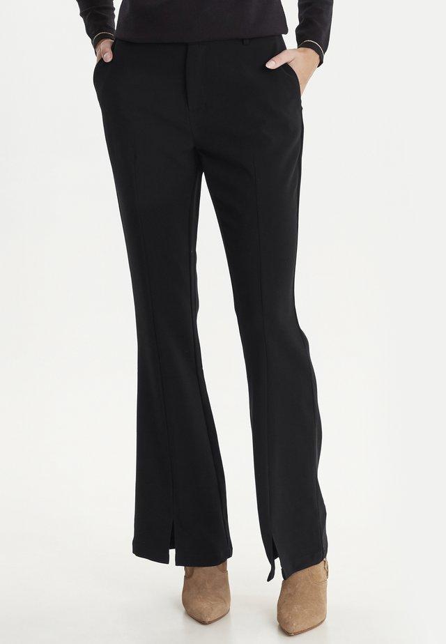PZPEAR - Trousers - black