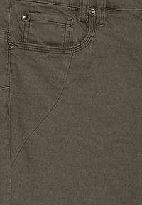 PULZ - PZRITA  - Flared Jeans - brown - 4