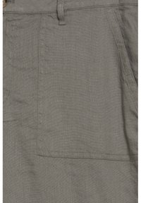 PULZ - Trousers - covert green - 6