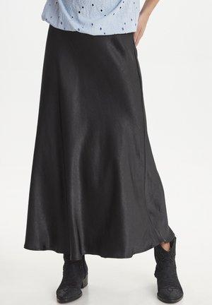 PXGEORGIA - Jupe longue - black beauty