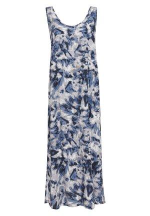 NELLY  - Maxi dress - dark sapphire printed