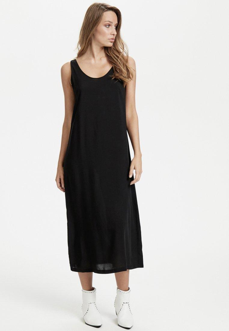 PULZ - NELLY  - Maxi dress - black