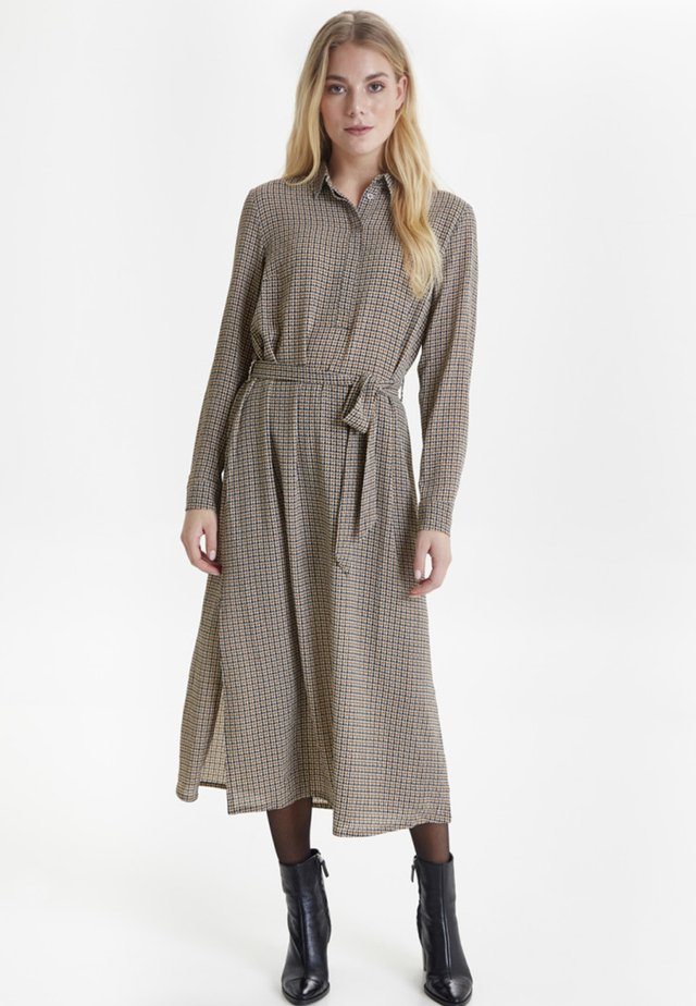 PZALEXANDRA - Maxi dress - tapenade