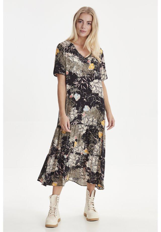 PZNAIA  - Korte jurk - black