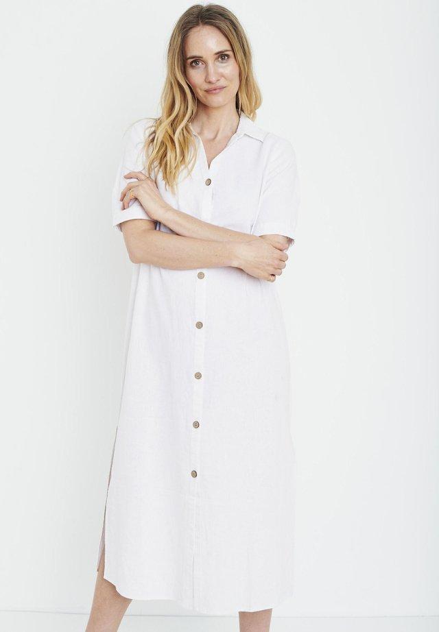 PZBIANCA - Shirt dress - bright white