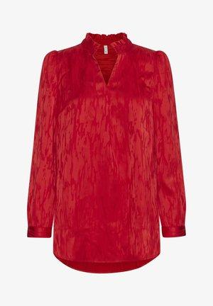 PZMAISHA - Blouse - chinese red