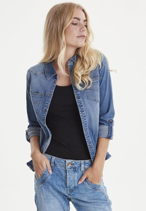 PZJOSIE  - Camicia - light blue denim