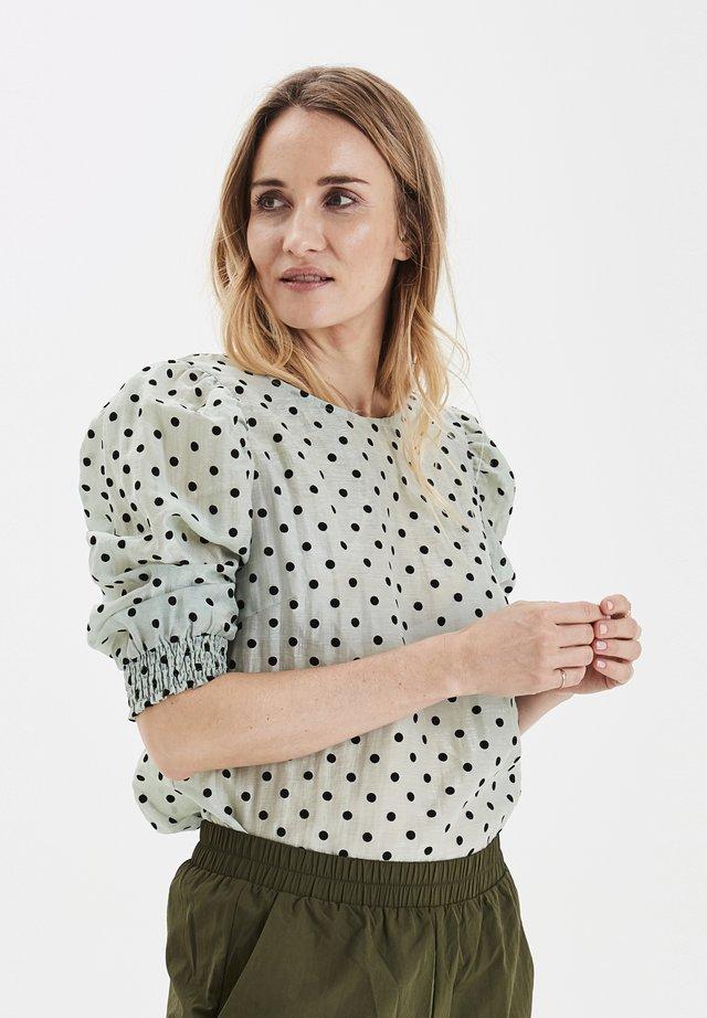 PXLUDO - Bluser - mint