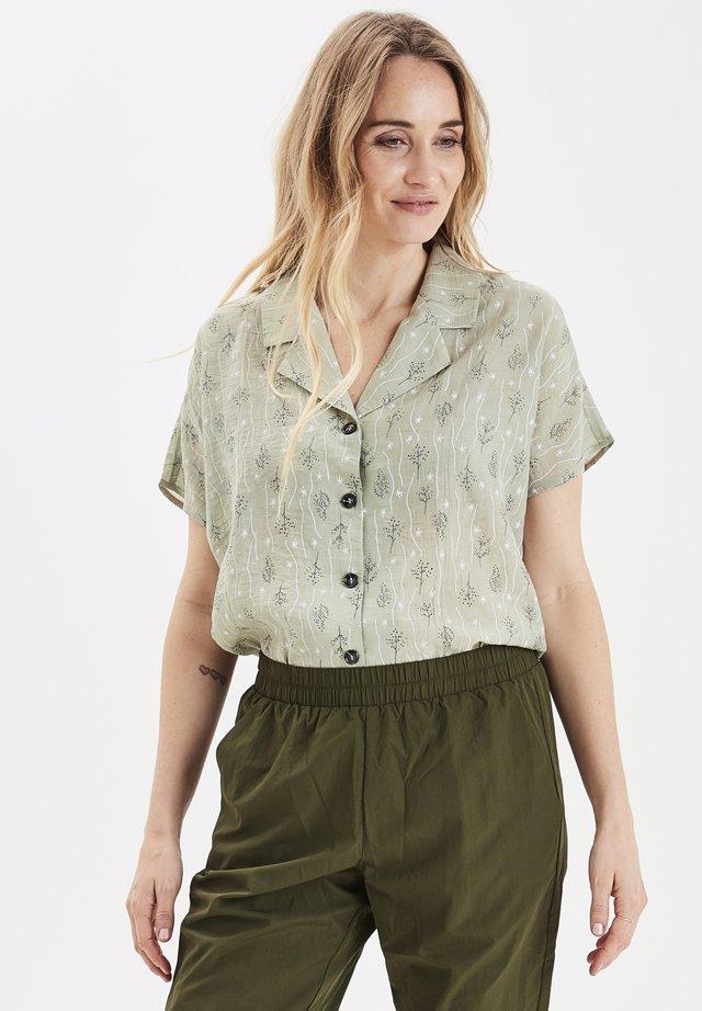 PXMINTY - Button-down blouse - feldspar