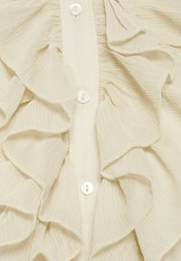 PULZ - PXSTARBLUE SHIRT - Button-down blouse - brazilian sand - 6