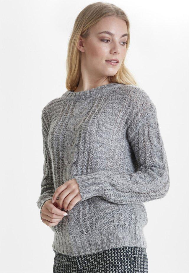 PZCOMO - Jersey de punto - light grey