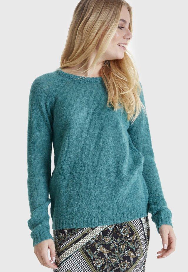 PZIRIS - Jersey de punto - turquoise