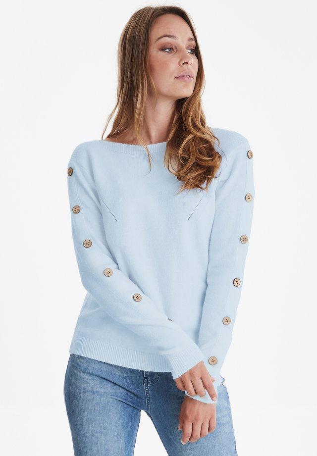 PZLIZA - Jersey de punto - light blue