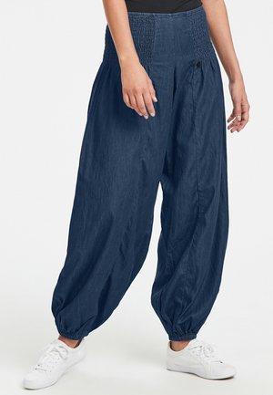 JILL  - Relaxed fit jeans - dark blue