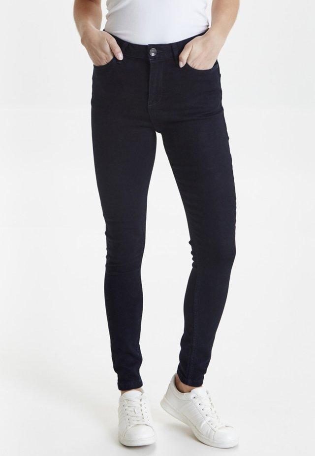 PZLIVA  - Jeans Skinny Fit - dark blue denim
