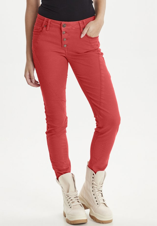 PZROSITA - Jeans Skinny Fit - tomato puree