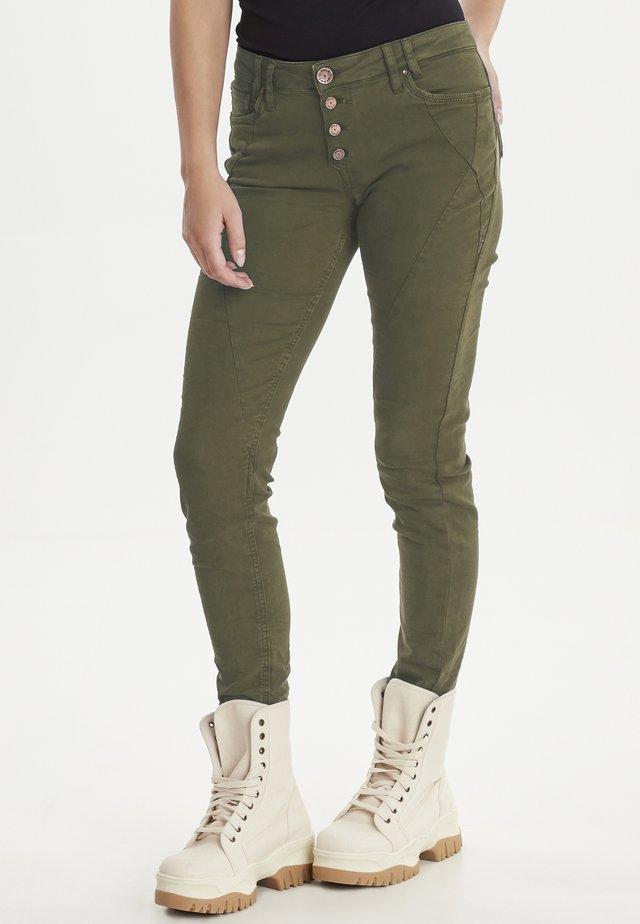 PZROSITA - Jeans Skinny Fit - beetle