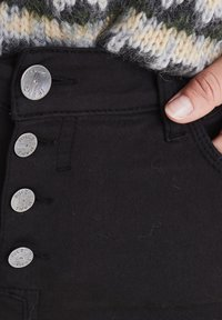 PULZ - PZROSITA - Jeans Skinny Fit - black beauty - 5
