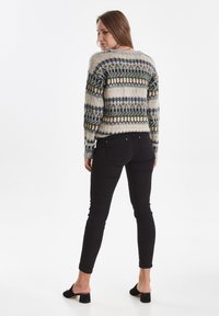PULZ - PZROSITA - Jeans Skinny Fit - black beauty - 3
