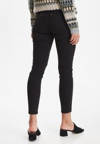 PULZ - PZROSITA - Jeans Skinny Fit - black beauty - 2