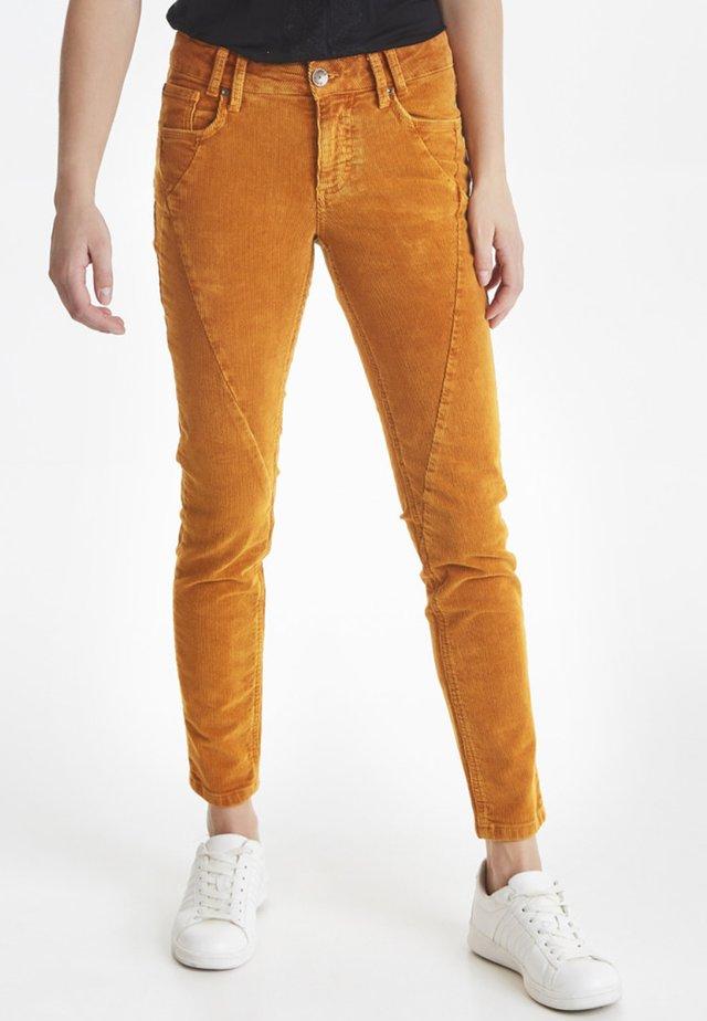 PZROSITA  - Tygbyxor - apricot