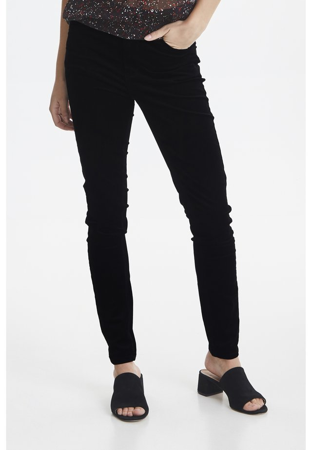 PZLUCCA - Jeans Skinny Fit - black