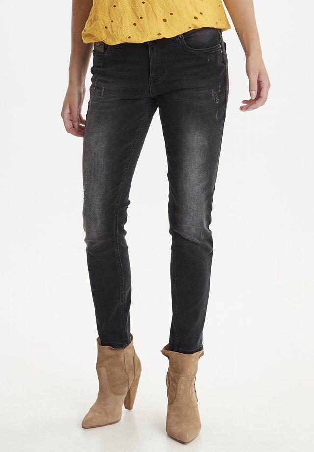 PXANNA - Jeans Skinny Fit - black