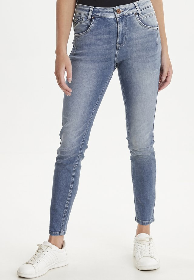 PZCARMEN - Jeans Skinny Fit - blue denim